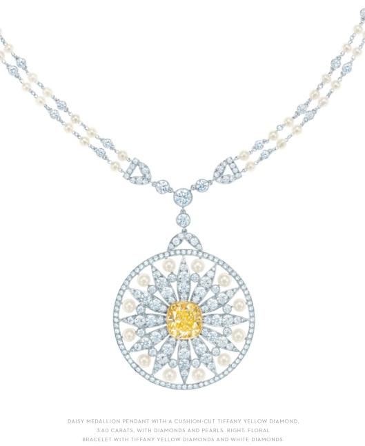 dasiy medallion
