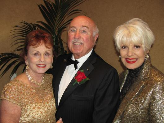 Susan and Tim Strader join me at the 2013 Father of the Year Awards