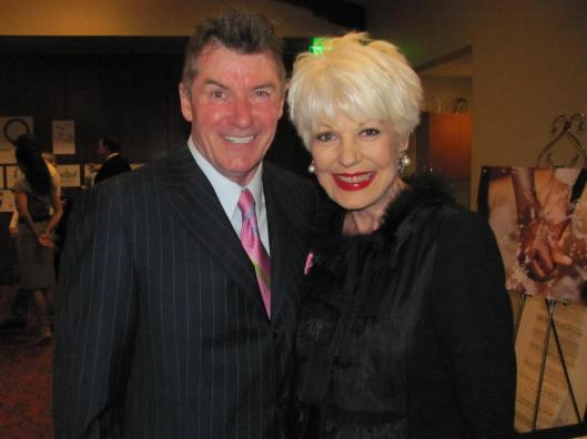 Joining me at the Wells of Life Gala & Auction was its founder Nicholas Jordan