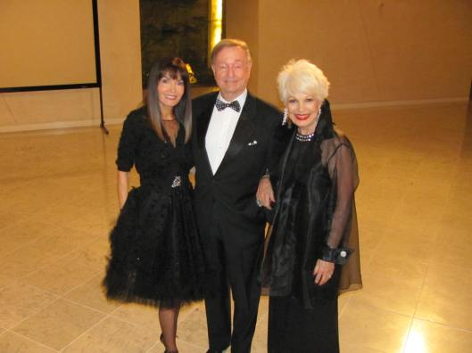 Joining me at Chapman University's 32nd Annual American Celebration are its gala chairs Twyla and Chuck Martin