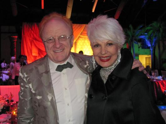 "Joining me at the PBS SoCal ""Puttin' on the Glitz"" gala at The Hangar at the OC Fair & Event Center in Costa Mesa was legendary music icon Peter Asher from from famed Peter and Gordon duo in the early '60s"