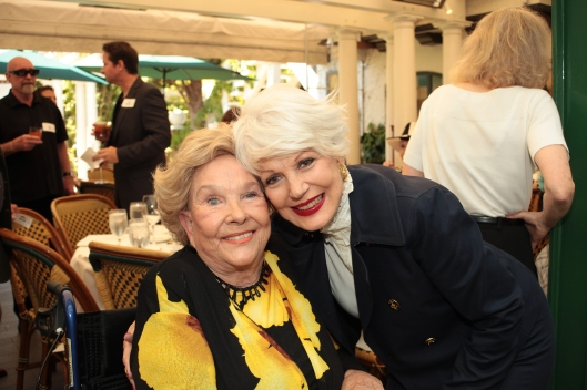 Joining me at SOS's 20th Annual Onion Lunch was the lunch founder Kathy Marlowe Thompson