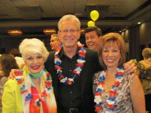 Joining me at the KidSingers' 18th Annual Gala Benefit Dinner & Auction at the Wyndham Hotel in Irvine are KidSingers' founders Paul and Beverly McNeff