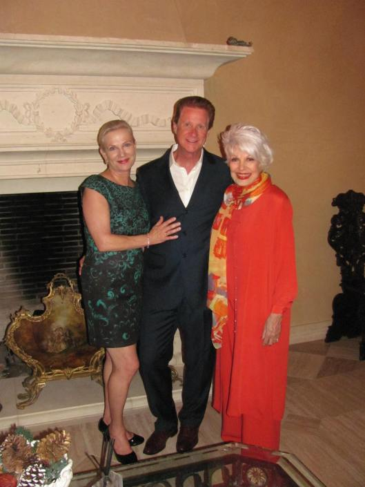Joining me at Oceana's SeaChange Summer Party were the hosts Karen and Bruce Cahill
